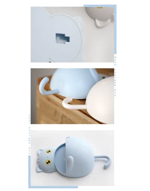 Cat Toiletries Holder Suddenly Cat Your Favourite Cat